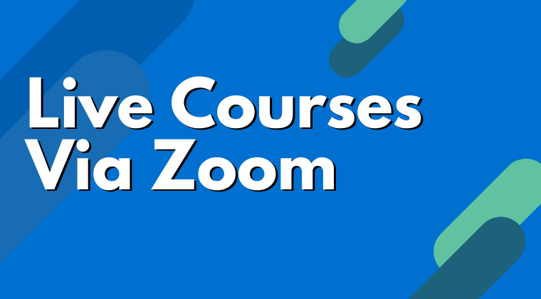 Live Courses - Transforming Your Meetings