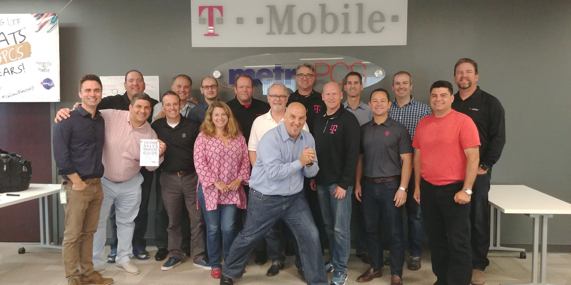 Talk at T-Mobile