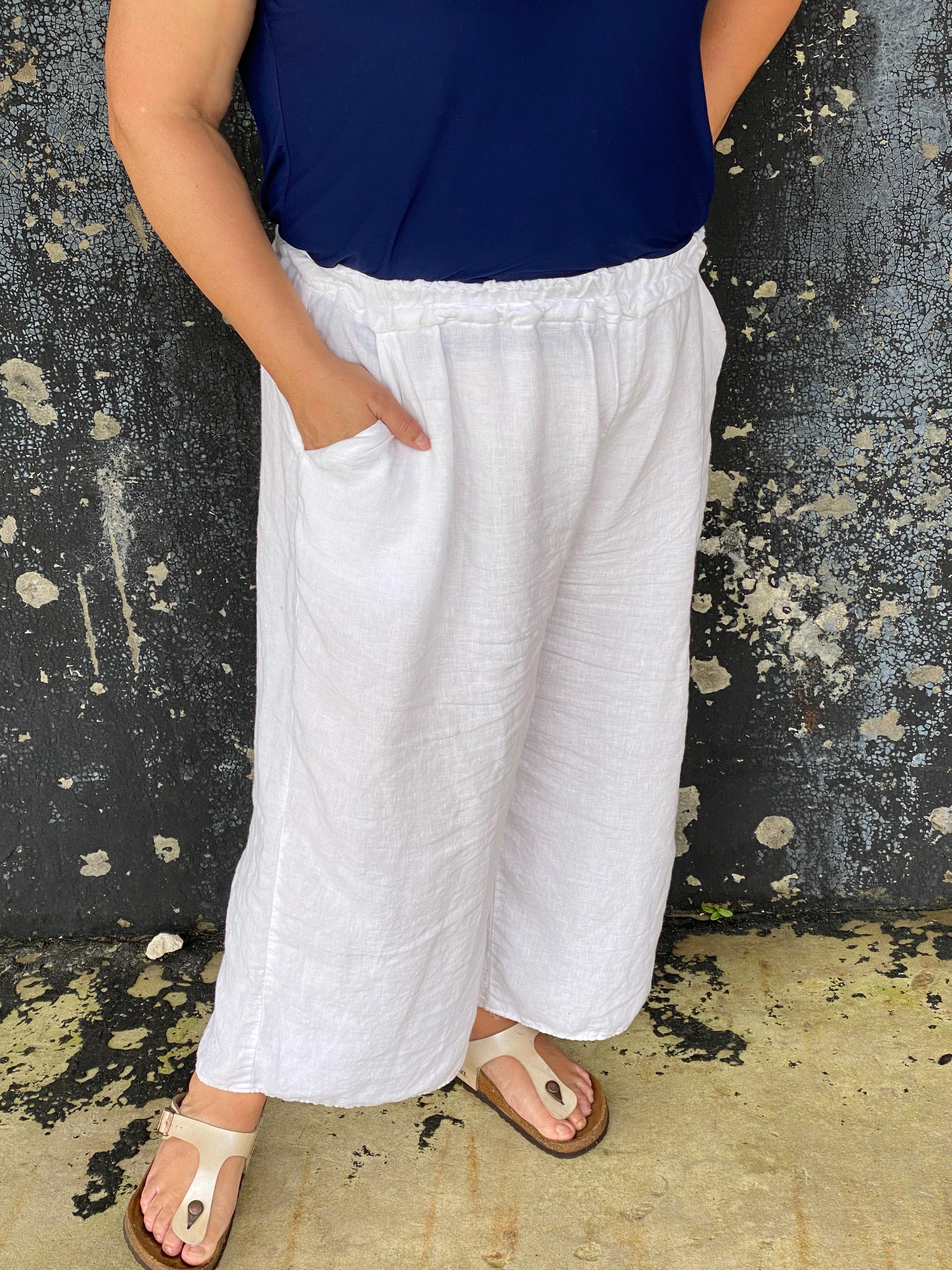 Joleene Linen Pants
