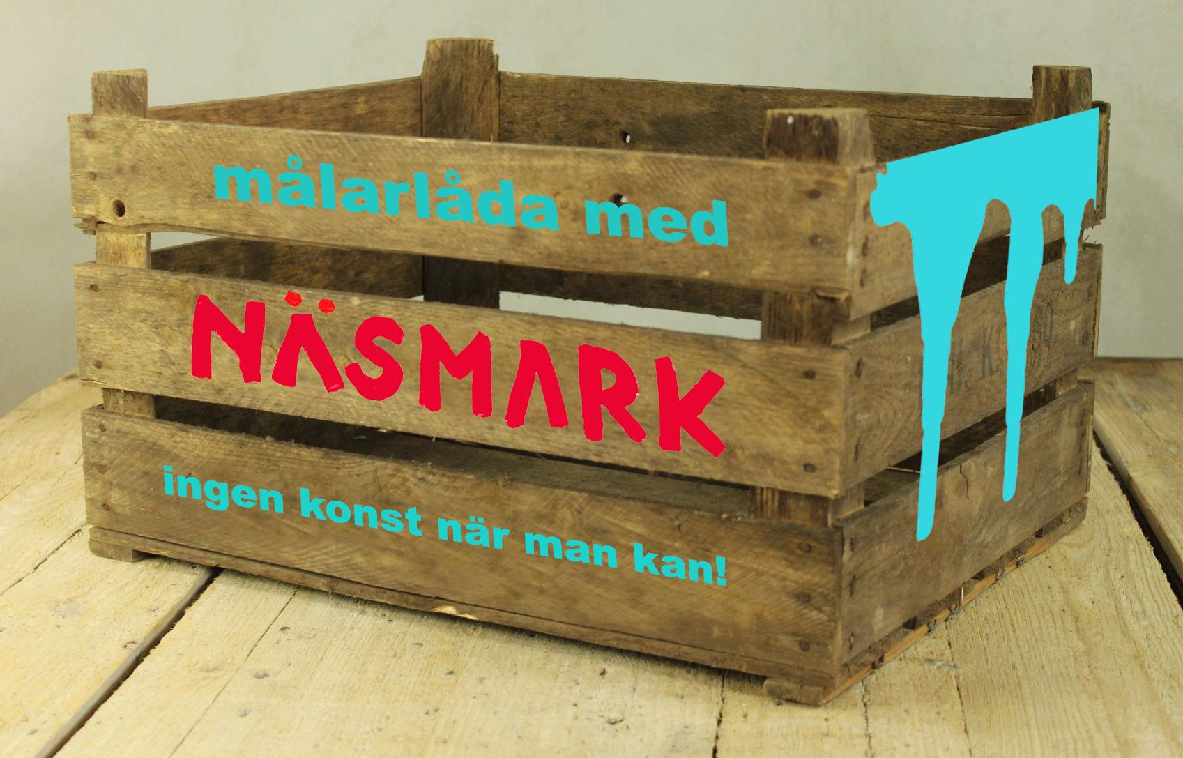 Målarlåda med Näsmark  - kursen för dej som har lust att måla!