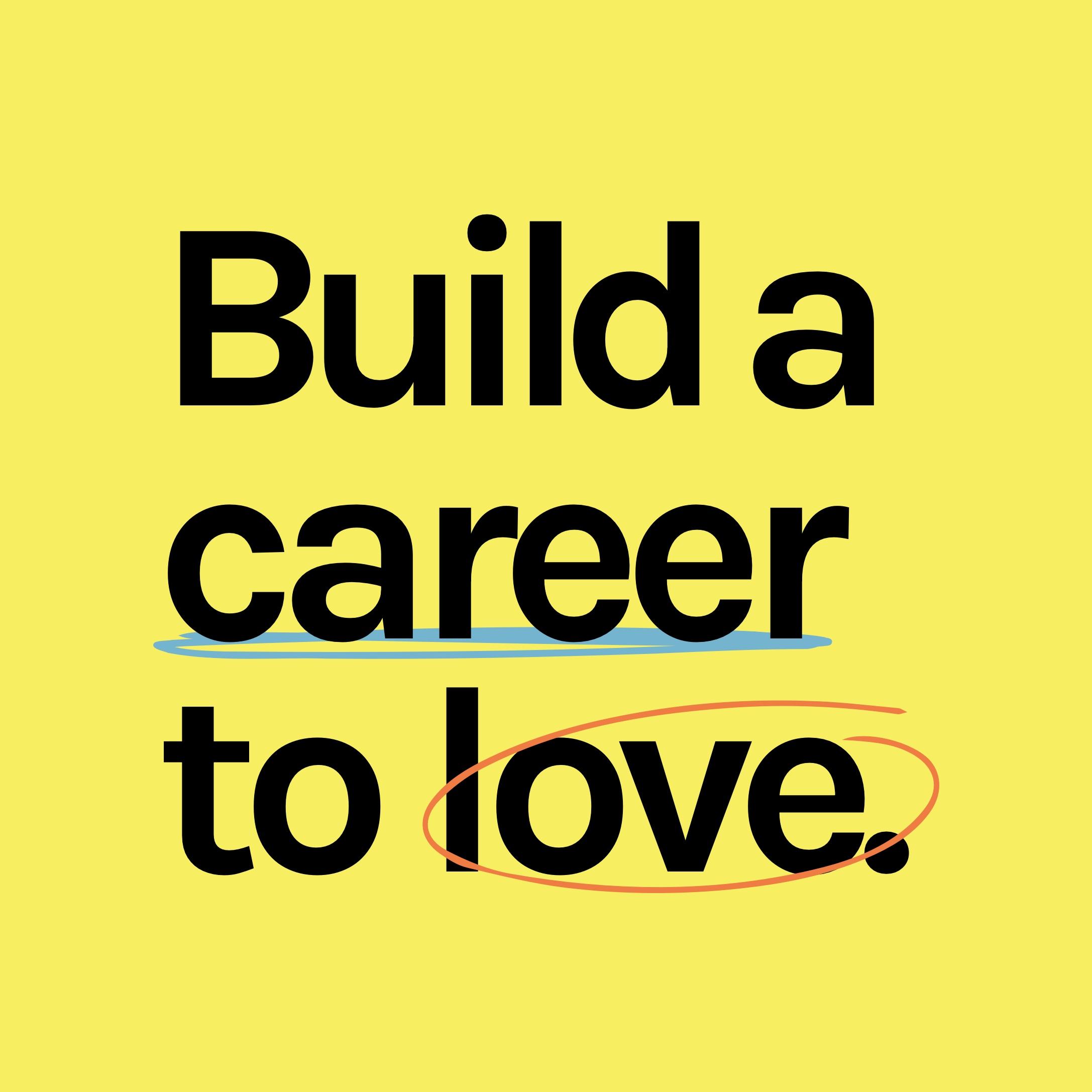 Build A Career To Love Logo