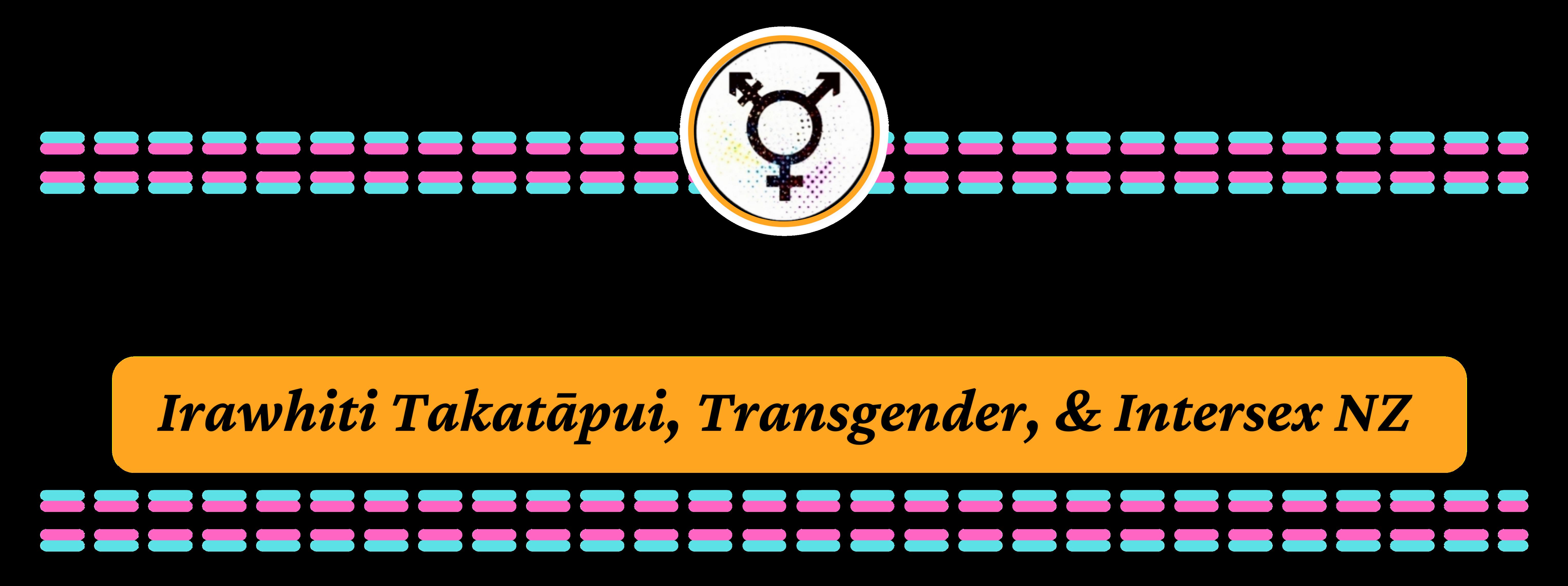 Gender Minorities Aotearoa logo