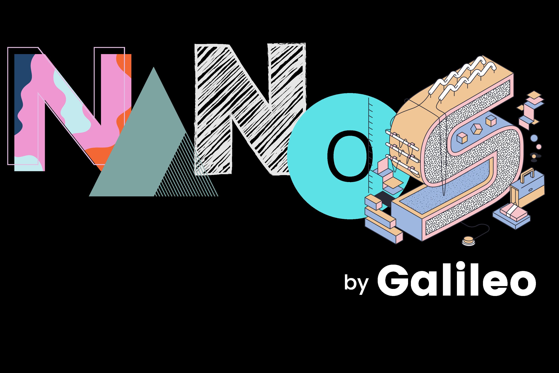 Nano Course by Galileo Logo