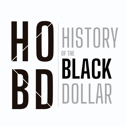 History of the Black Dollar (HOBD) Logo