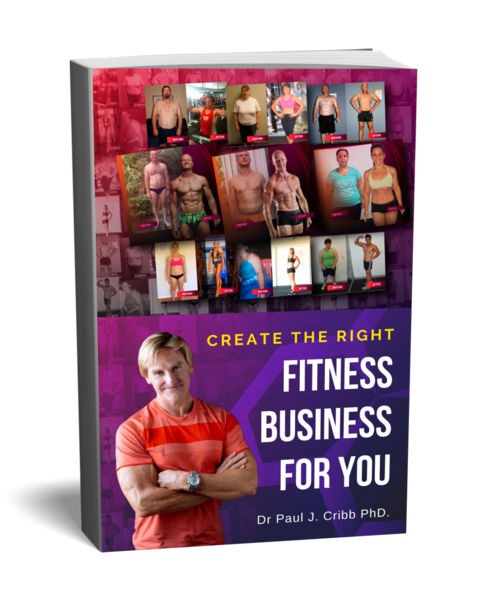 Image book: Fitness Business For You