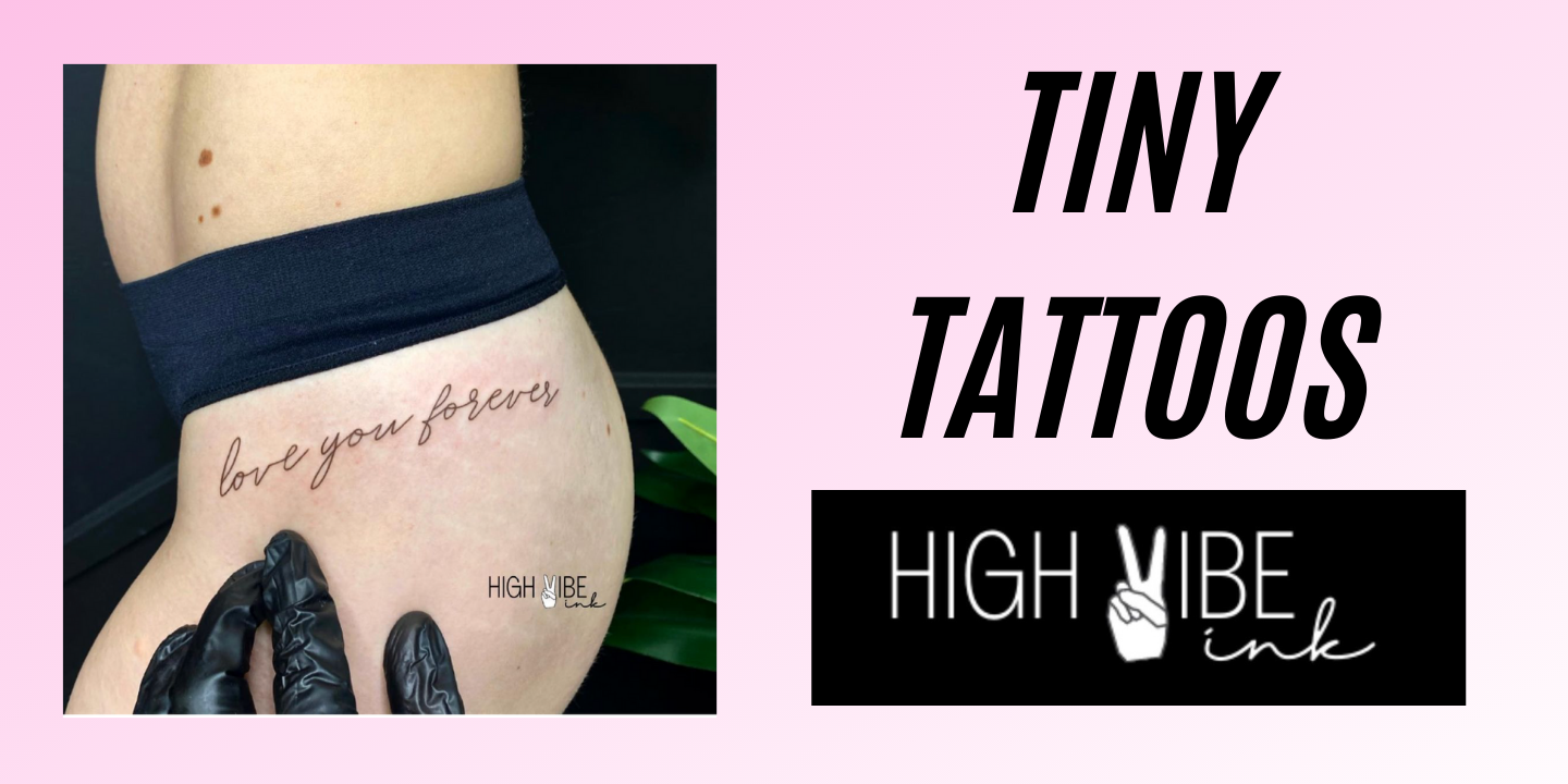 TINY TATTOO ONLINE COURSE