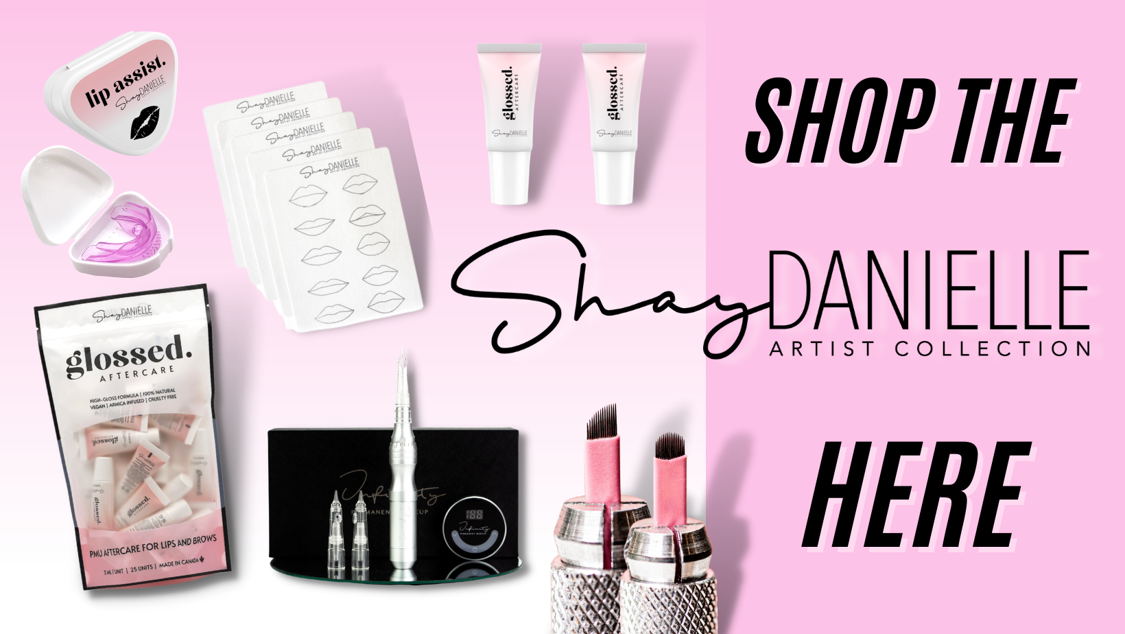 SHOP SHAY DANIELLE PRODUCTS