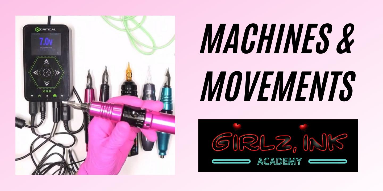 MACHINES & MOVEMENTS
