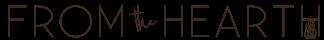 Text logo reading