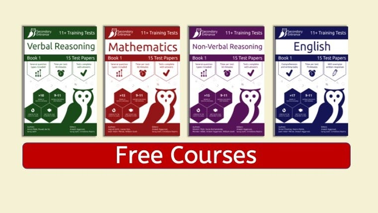 Free Sample Courses