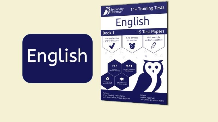 English Only Courses