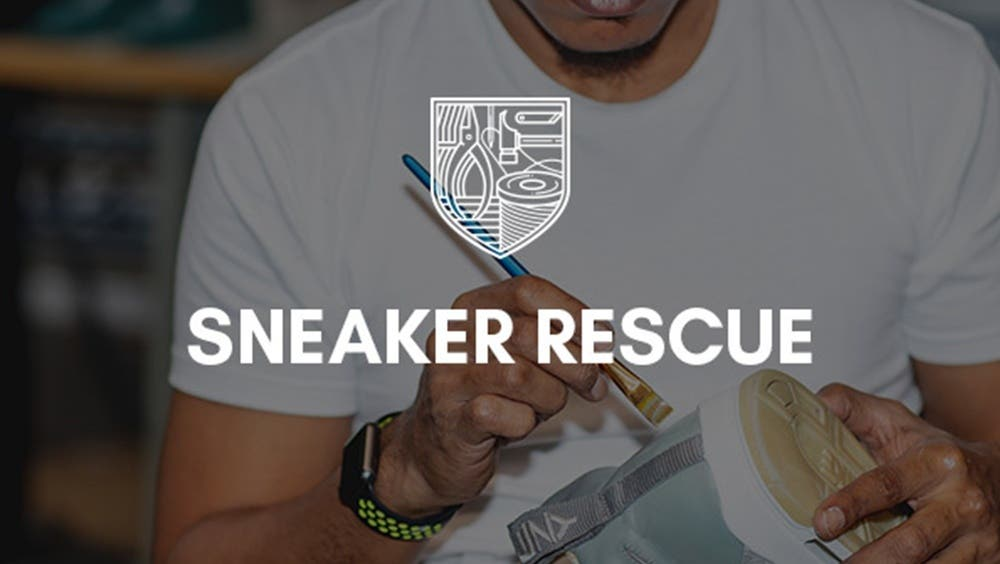 Sneaker Rescue