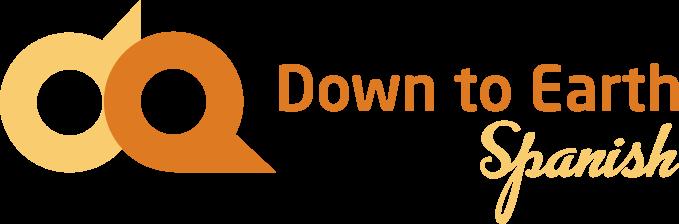 Down to Earth Spanish Logo