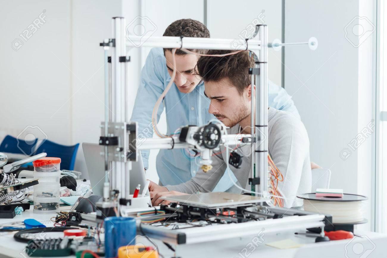 Emprendimiento en Impresión 3D