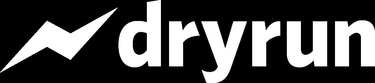 Dryrun logo