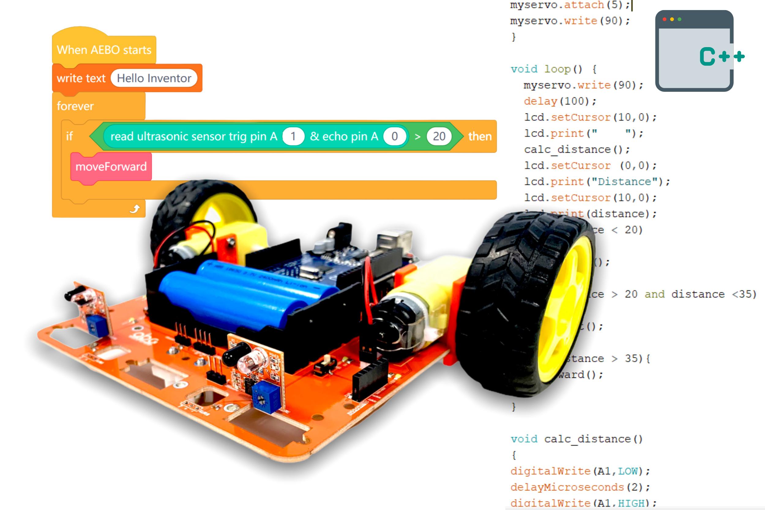 Robotics Kit Level 1