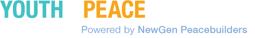Youth & Peace in Action - Powered by NewGen Peacebuilders logo