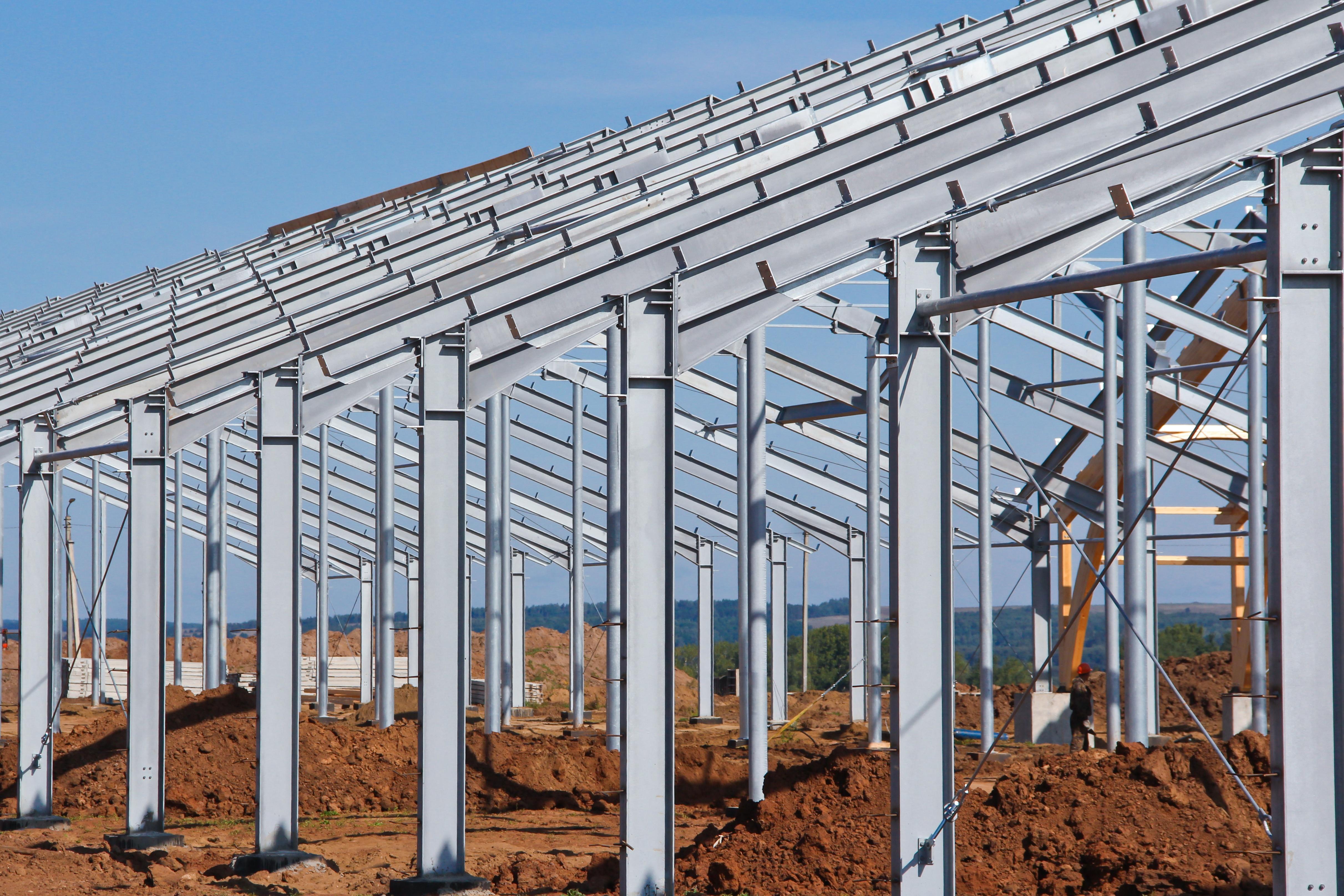 Steel Portal Frame Design