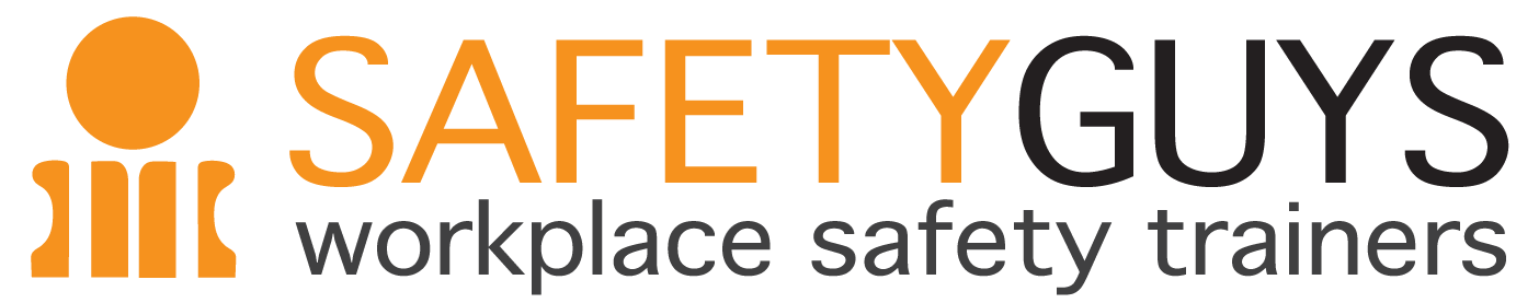 Safety Guys Workplace Safety Trainers Logo