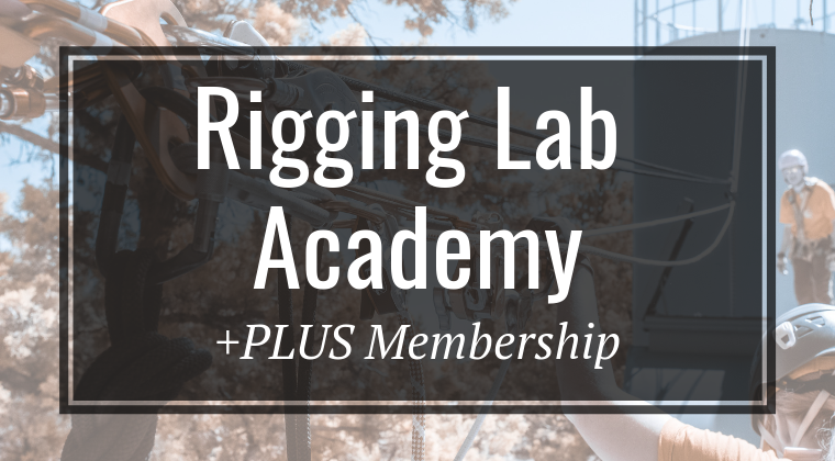 Rigging Lab Academy +Plus