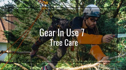Gear In Use 7: Tree Gear