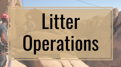 Litter Operations