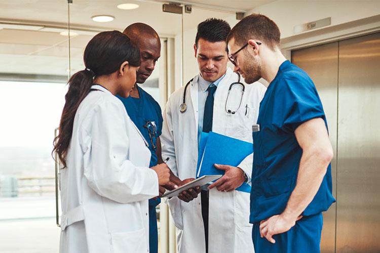 A multidisciplinary medical team