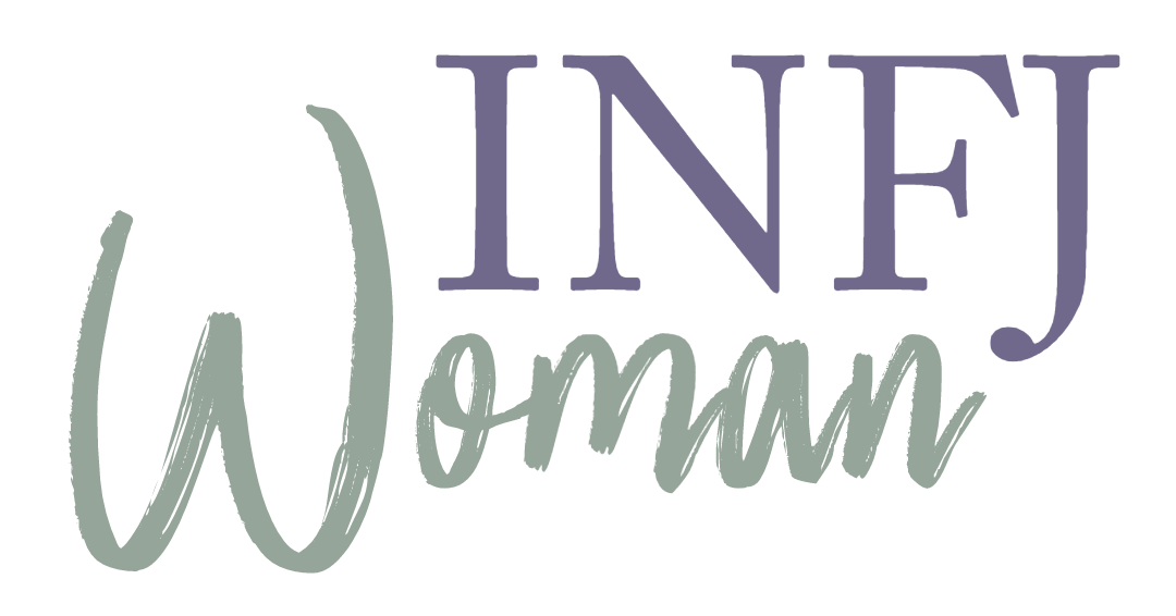 INFJ Woman Logo