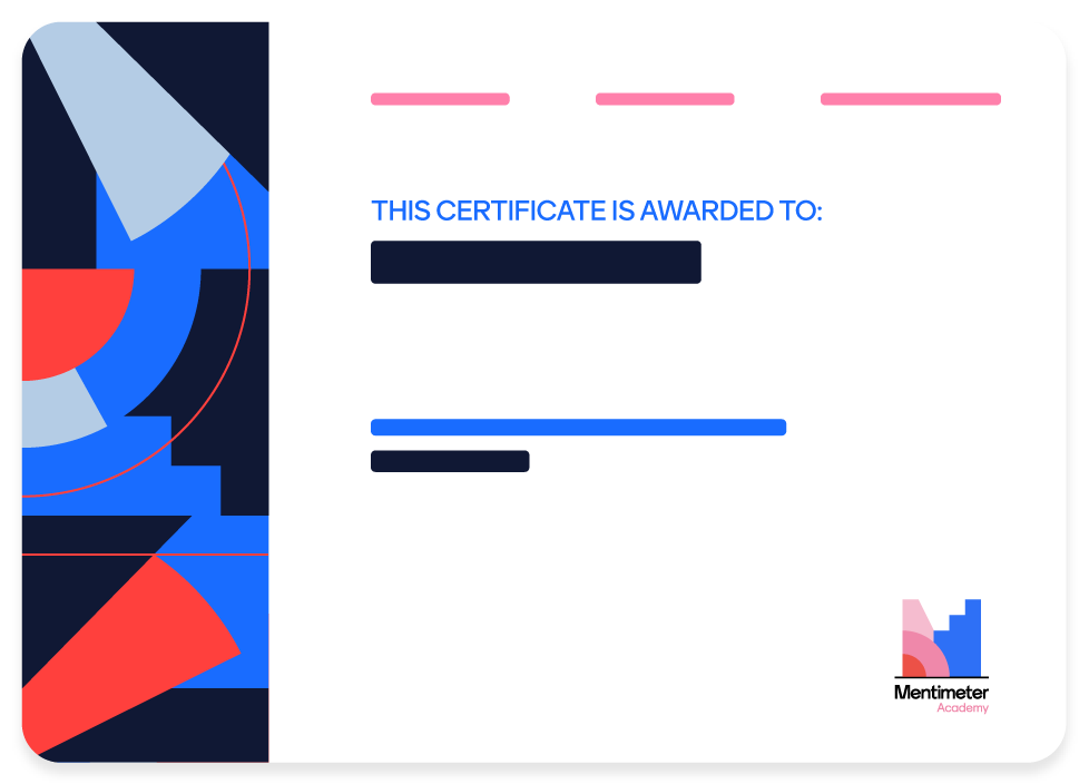 Representation of the certificate.