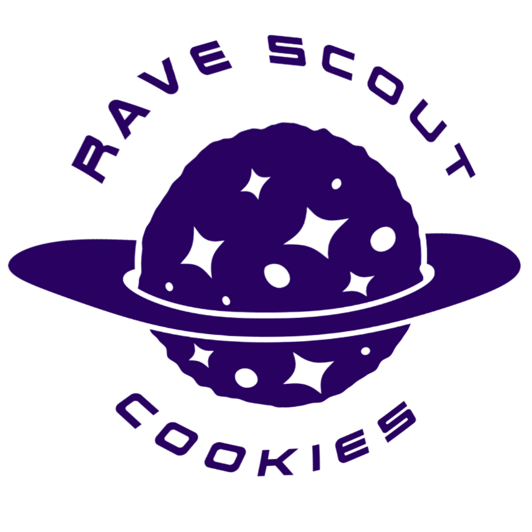 Rave Scout Cookies® Trademark Logo