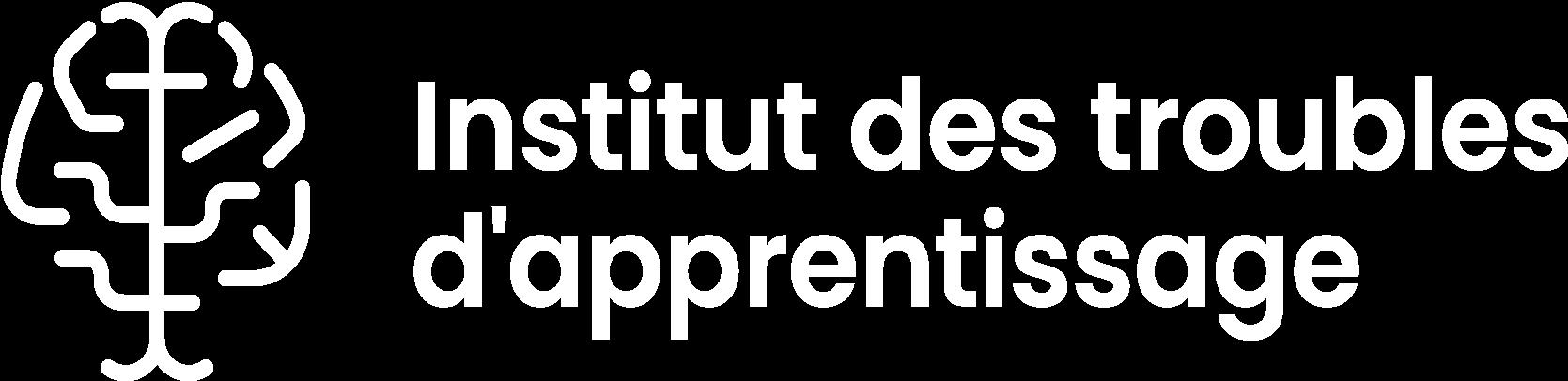 Logo institut des troubles de l'apprentissage
