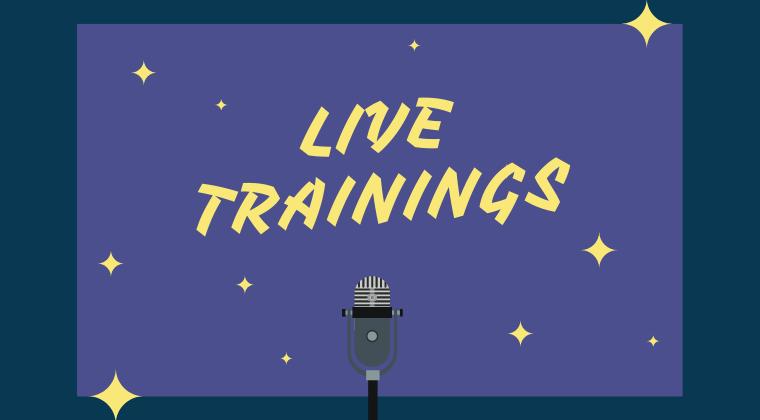 Live Trainings