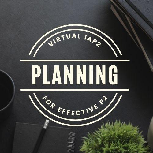 IAP2 Planning Courses