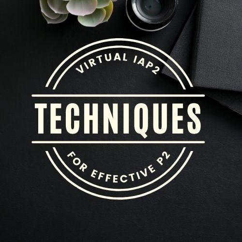 IAP2 Techniques Courses