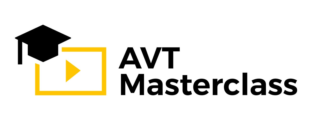 AVT Masterclass logo