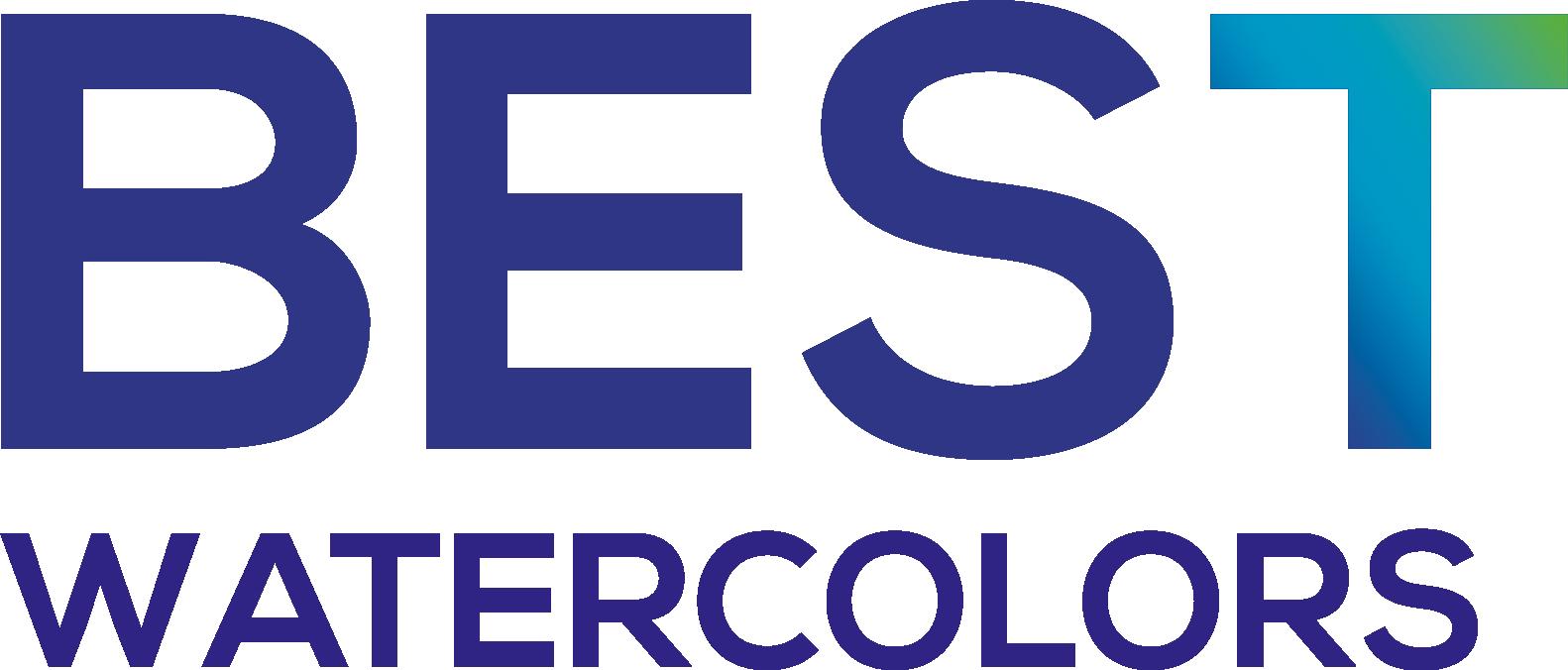 Bestwatercolors logo