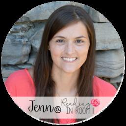Jenn MacArthur | Reading In Room 11