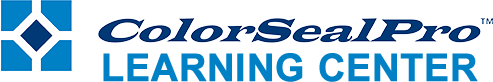 ColorSeal  Pro Learning Center