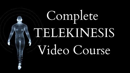 Complete Telekinesis Video Course