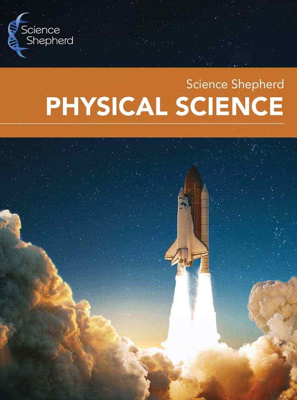 Physical Science homeschool video curriculum cover