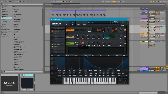 Bass Sound Selection