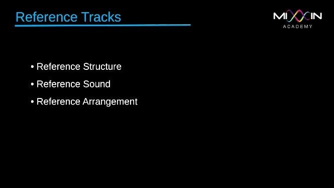 LEVEL 2 - Reference Tracks