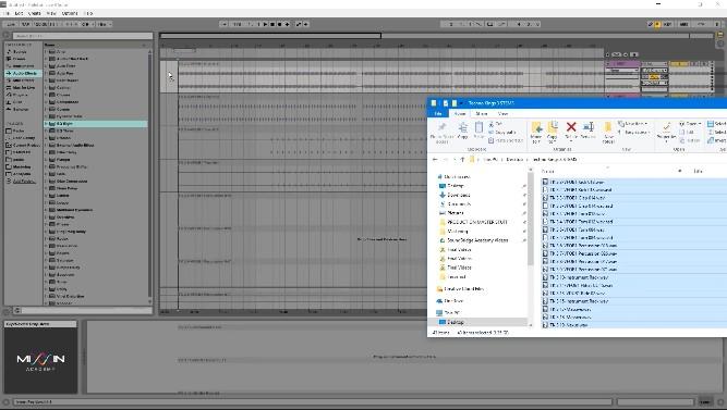 Audio Exporting