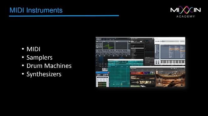 LEVEL 6 - MIDI Instruments