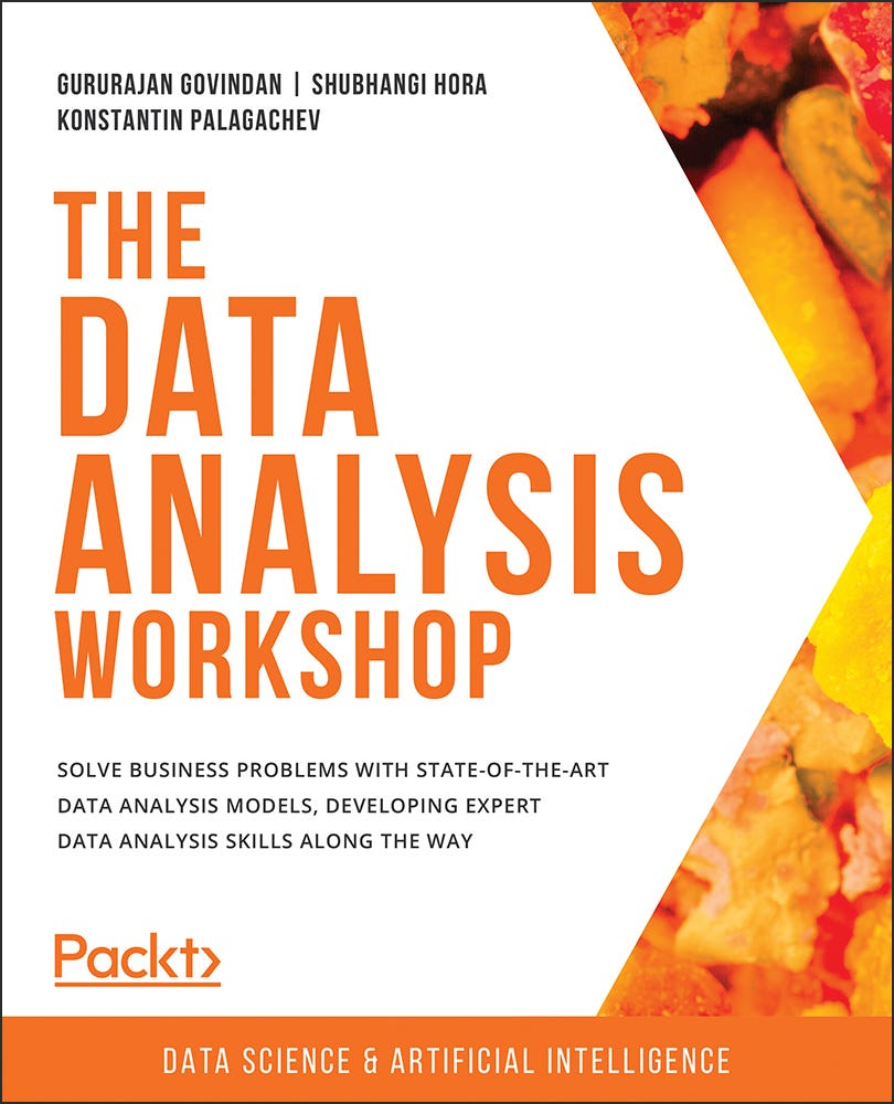 Cover of The Data Analysis Workshop