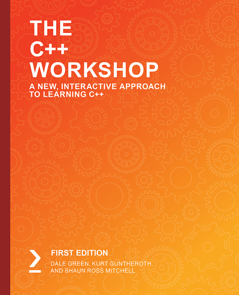 Cover for The C++ Workshop
