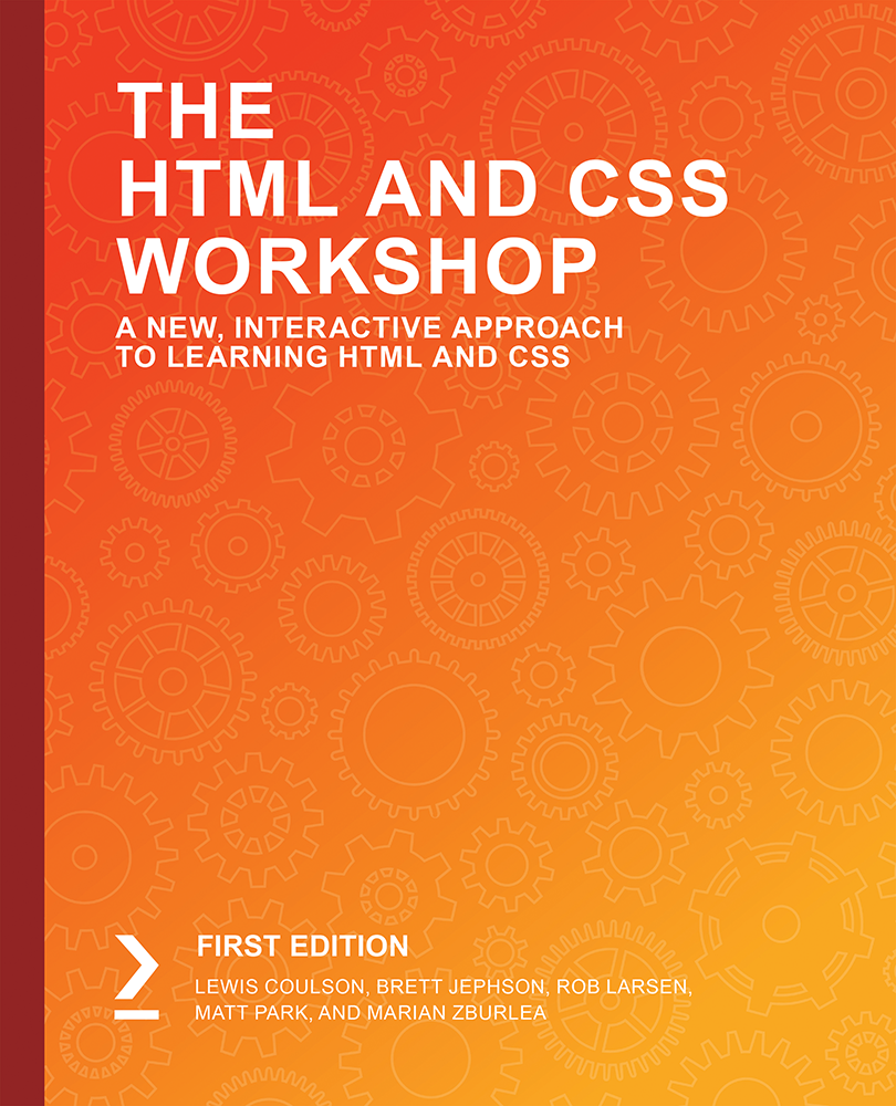 Cover for The HTML and CSS Workshop
