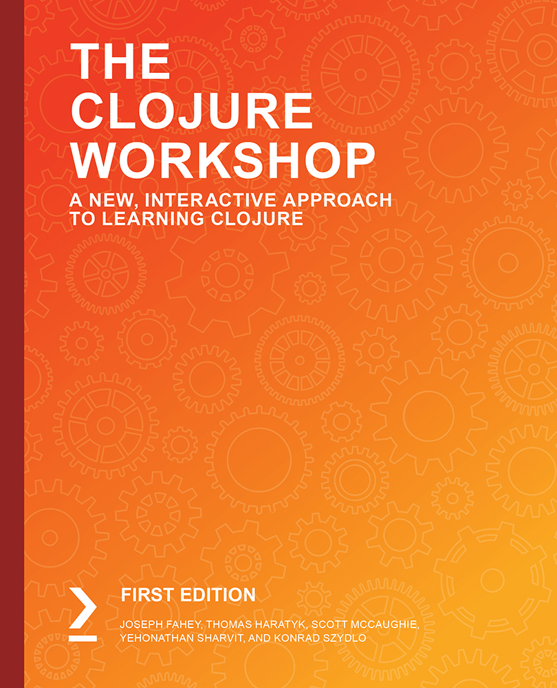 Cover for The Clojure Workshop