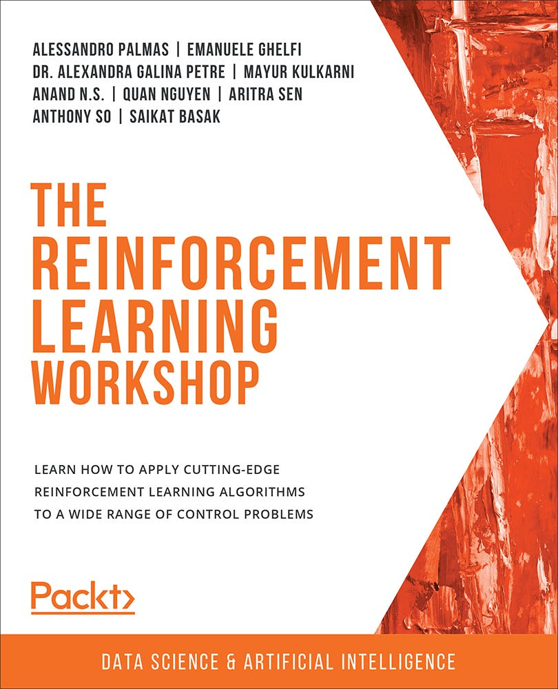 Cover of The Reinforcement Learning Workshop