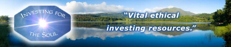 Banner for Investing for the Soul site